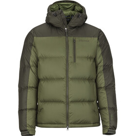 Marmot M's Guides Down Hoody Bomber Green/Forest Night